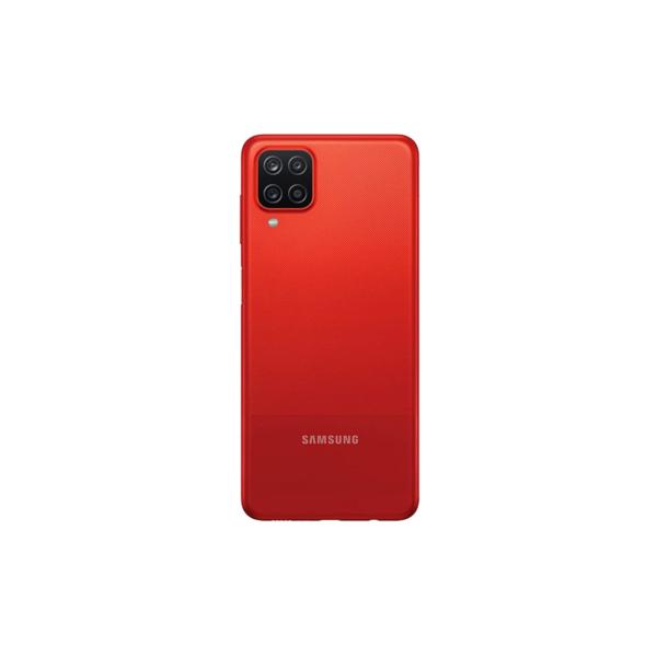 Samsung A12 Rojo