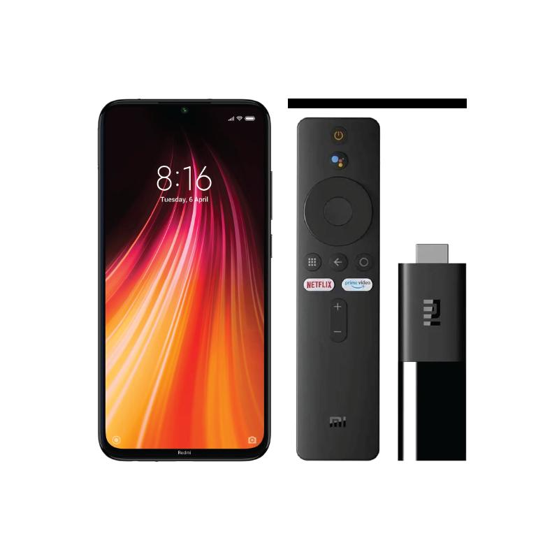 Redmi Note 8 + Xiaomi TV Stick