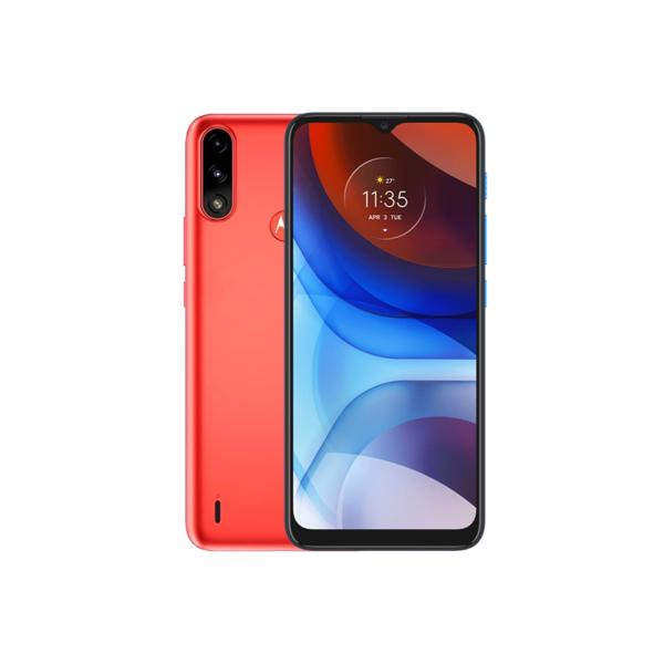 Motorola E7i Power Rojo